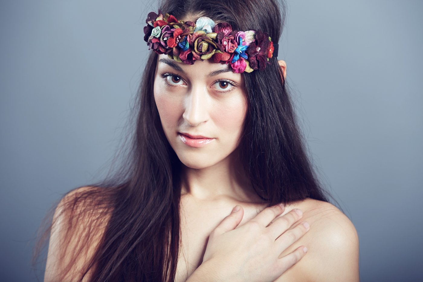 Women's Flower Headband